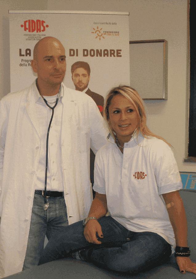Rosalba Forciniti per FIDAS
